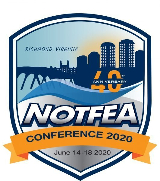 Notfea 2020 Conference logo