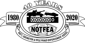 Notfea Logo 40th year