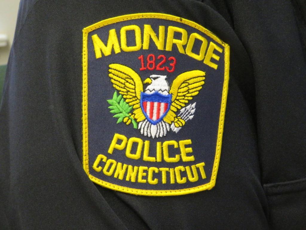 Monroe Police Badge